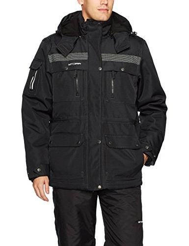 men s performance tundra jacket with added
