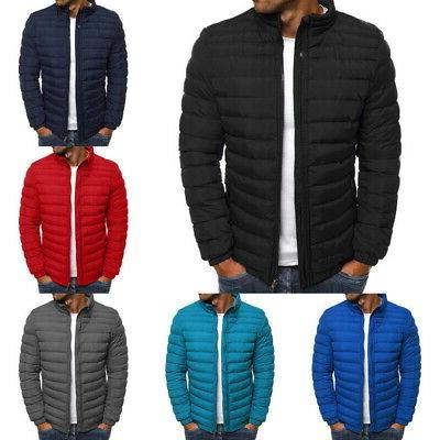 US Coat Lightweight Jacket Slim Fit Puffer