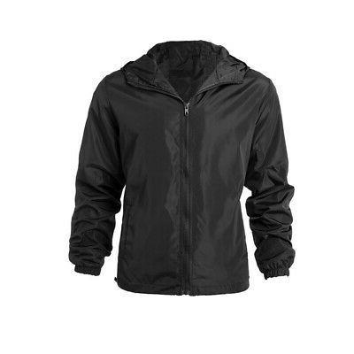 US Jacket Hooded Jackets Outwear 4XL-7XL