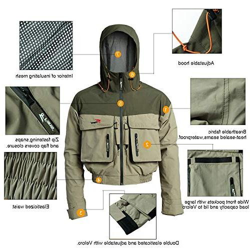 8 Fans Jackets - Outdoor Jackets