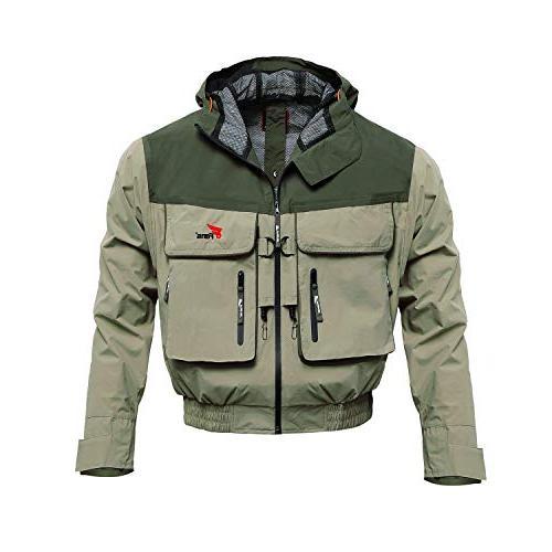wading jackets