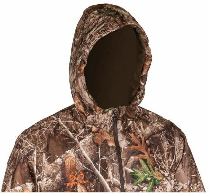 WATERPROOF Tricot XL Insulated Jacket Coat Camo
