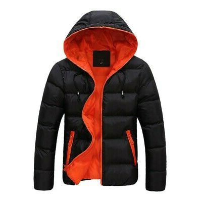 Winter Mens Warm Snow Climbing Sports Jacket Outdoor