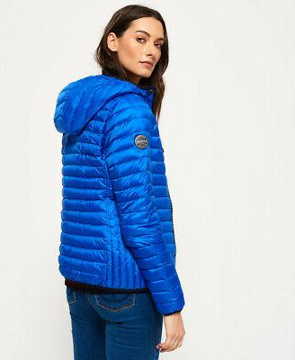 Superdry Womens Core Down Hooded