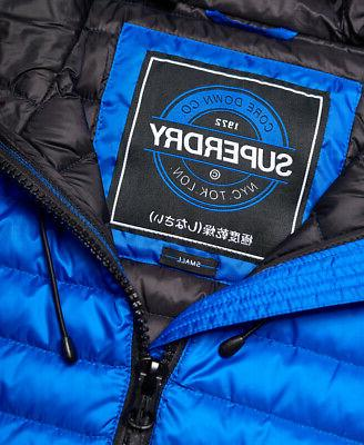 Superdry Core Hooded Jacket