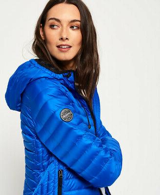 Superdry Womens Core Hooded