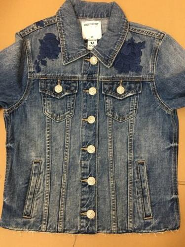 WOMEN'S SIZE TRUE RELIGION NEW WITH