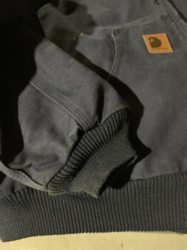 carhartt Work jacket Navy Men's / XXL Regular