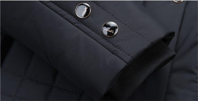 XingDeng new <font><b>Men's</b></font> Winter <font><b>Jacket</b></font> <font><b>Jackets</b></font> Casual Warm Coat Parkas