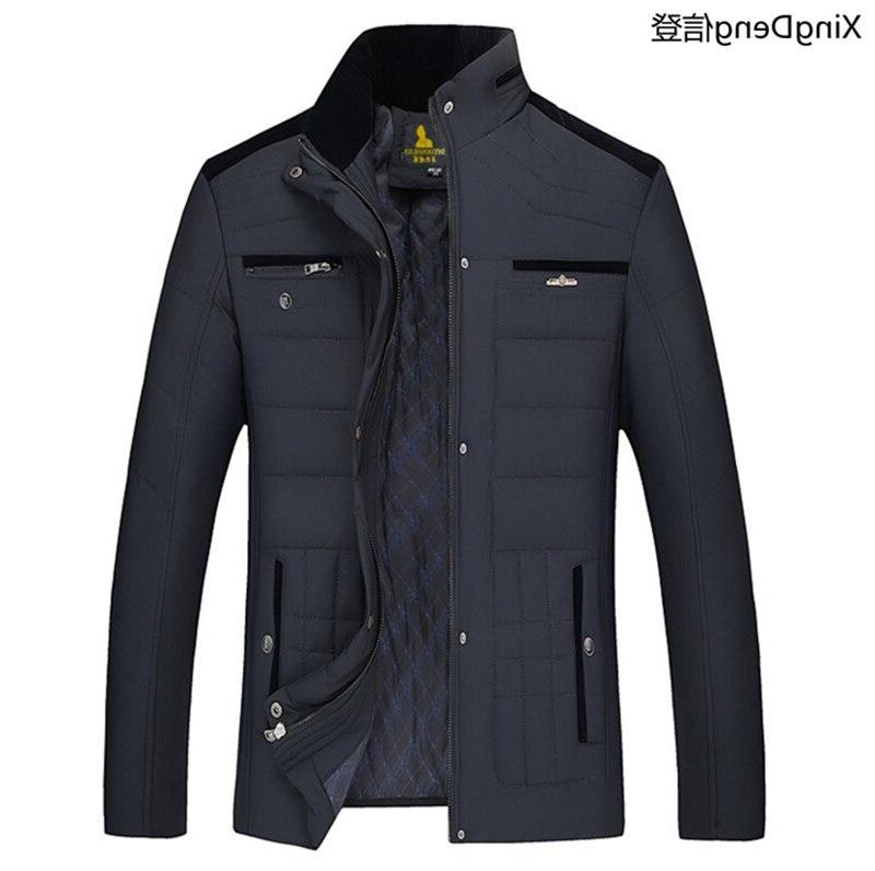 XingDeng 2018 new <font><b>Men's</b></font> Winter fashion <font><b>Jackets</b></font> Warm top Coat Parkas Big