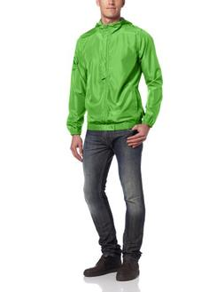 Diesel Men's Laptey Jacket, Lime, Small