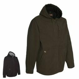 DRI DUCK Laredo Canvas Mens Hoodie Winter Jacket with Therma