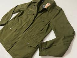 Levi's Levis Jacket Men's Cotton Four Pocket Unlined Militar
