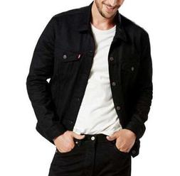 Levi's Men's The Trucker Denim Jacket Button Up Jean 72334 N