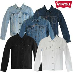 Levi's® The Trucker Jacket Men Standard Fit - Denim jeansja