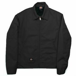 Dickies LINED Eisenhower Jacket Men's Zip Up Working Uniform