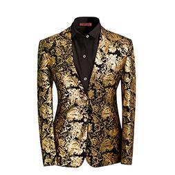 luxury casual dress suit slim
