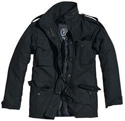 Brandit Men's M-65 Classic Jacket Black Size L