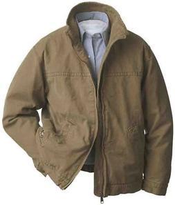 Dri Duck Maverick Jacket  - Khaki - Mens