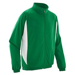 Augusta Sportswear MEN'S MEDALIST JACKET S Kelly/White
