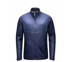Kjus Men Pro 3L II Rain Jacket Navy Blue Size 48 Small Golf