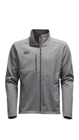 THE NORTH FACE Men's Apex Bionic 2 Gray Soft Shell Jacket  S