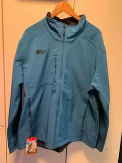 The North Face Men's Apex Bionic TNF Soft Shell Jacket XXL /