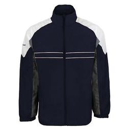 Reebok Men's Athletic Performance Jacket Navy S