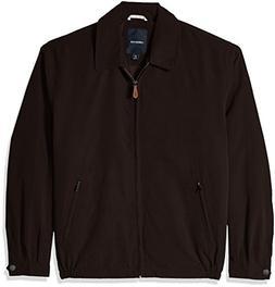 London Fog Men's Auburn Zip-Front Golf Jacket , Espresso, 3X