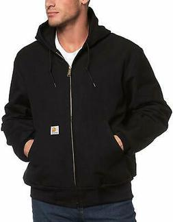 Carhartt Men's Big & Tall Thermal-Lined Duck Active Hood