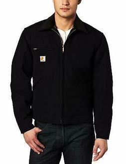 Carhartt Men's Big & Tall Weathered Duck Detroit Jacket
