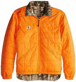 Carhartt Men's Big & Tall Woodsville Jacket - Choose SZ/