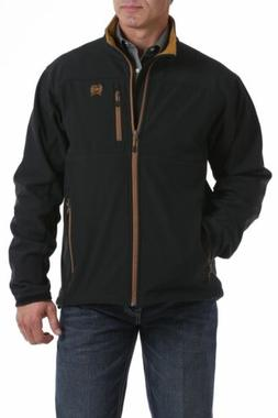 SALE! Cinch Men's Black & Gold Concealed Carry Bonded Jacket