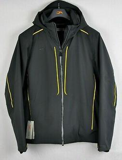 Kjus Men's Boval Insulated Ski Snow Jacket MS15-E08 Dark Dus