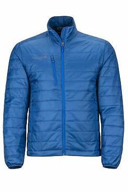 Marmot Men's Calen Insulated Puffer Jacket, Blue S - Choose