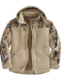 Legendary Whitetails Men's Canvas Cross Trail Workwear Jacke