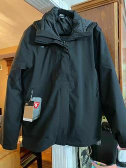 The North Face Men's Carto 3 in 1 Insulated Triclimate Jacke