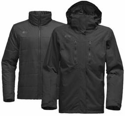 THE NORTH FACE Men's Clement Triclimate Jacket Ski Parka L.