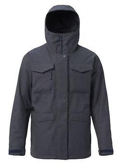 Burton Men's Covert Jacket - Denim - Medium