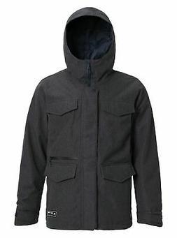 Burton Men's Covert Slim Jacket - Denim - Medium