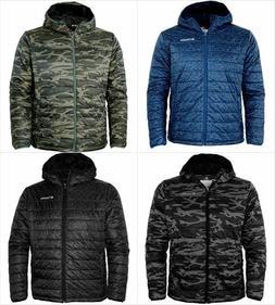 Columbia Men's Crested Butte Hooded Omni Heat Winter Jacket