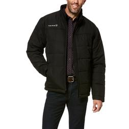Ariat® Men's Crius Black Insulated Concealed Carry Jacket 1