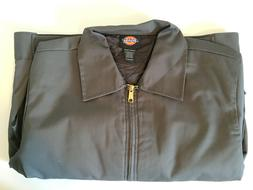 Men's Dickies Eisenhower Jacket, CHARCOAL, SIZE MEDIUM REGUL