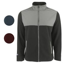 Champion Men's Fleece Workout Athletic Jacket