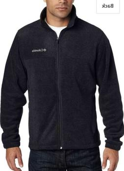 Columbia Men's Granite Mountain Fleece Jacket Black Large