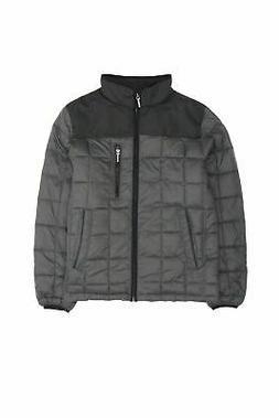 Rainforest Men's Graphite Thermolite Insulated Jacket $295