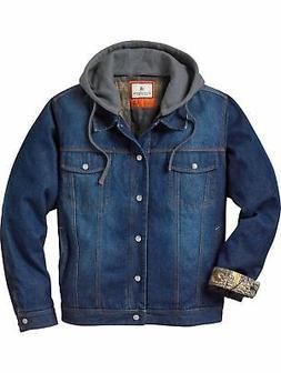 Legendary Whitetails Men's Hideout Denim Jacket