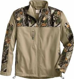 Legendary Whitetails Men's Hurricane Softshell Jacket