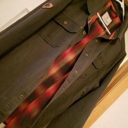 🦌Legendary Whitetails Men's Journeyman Flannel Lined Rugg