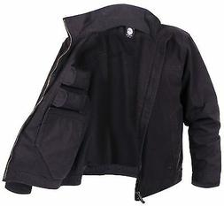 Men's Lightweight Concealed Carry Jacket - Black Tactical Co